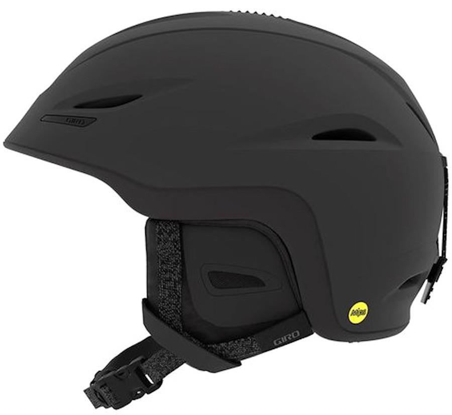 Giro Adult Unisex Union Mips Ski/Snowboard Helmet, L Matte Black