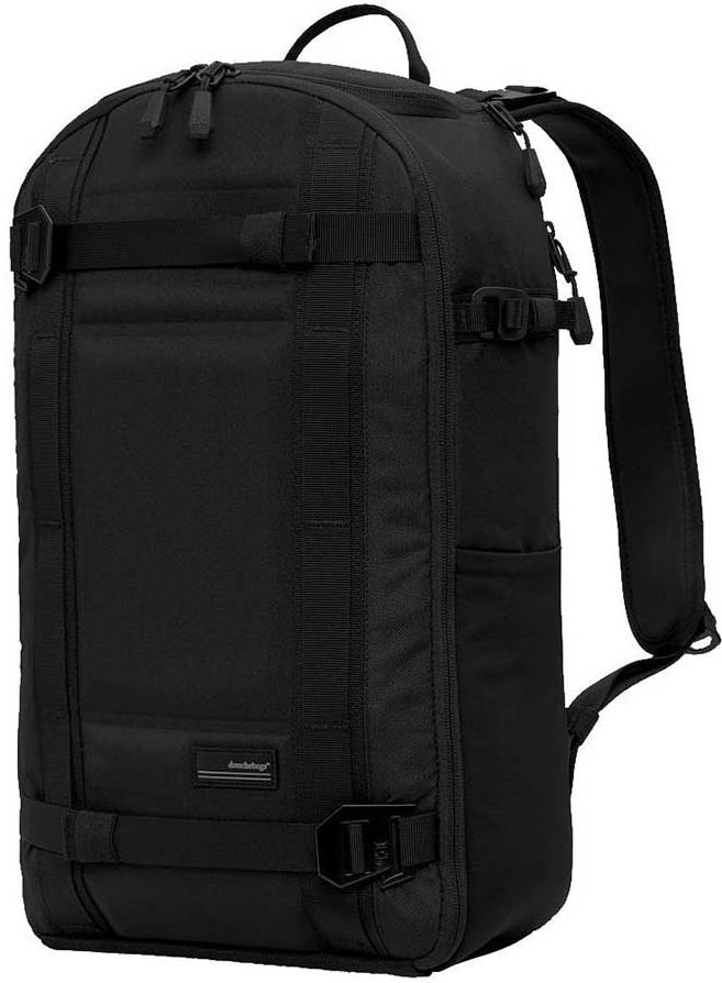 Douchebags The Backpack Ski/Snowboard Backpack, 21L Blackout