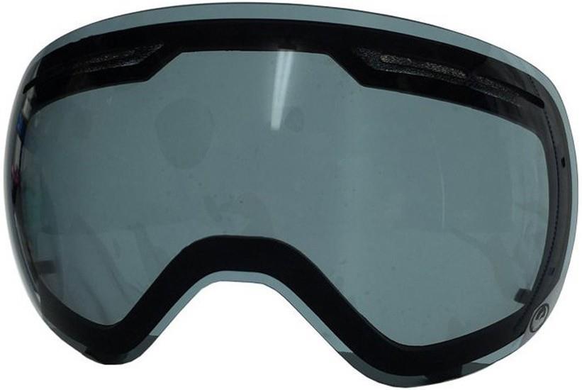 Dragon X1 Snowboard/Ski Goggle Spare Lens One Size Dark Smoke