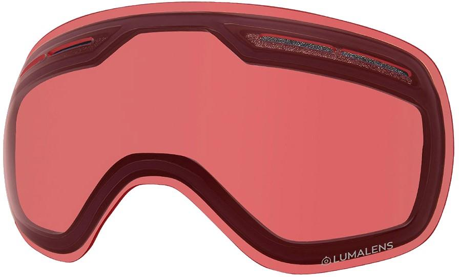 Dragon X1s Snowboard/Ski Goggle Spare Lens One Size LumaLens Rose