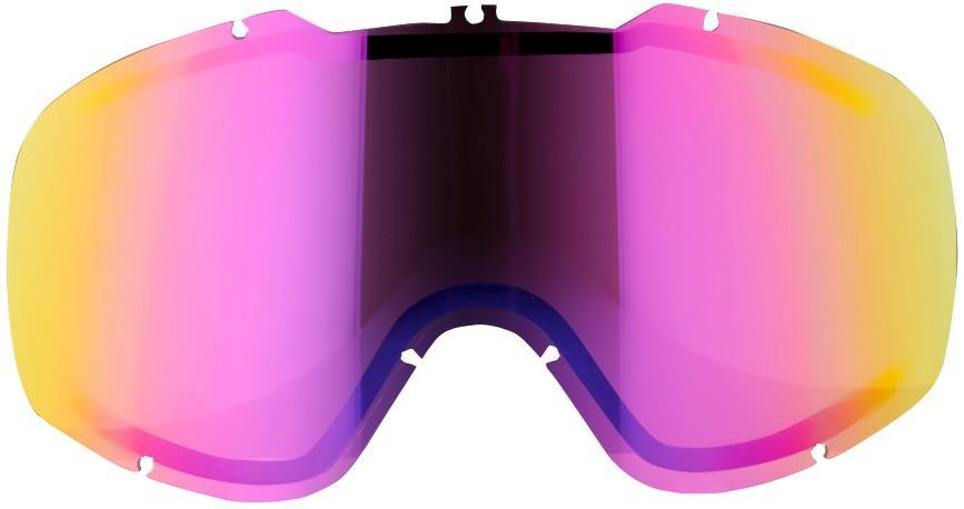 Dragon DX2 Snowboard/Ski Goggle Spare Lens One Size Purple Ionized