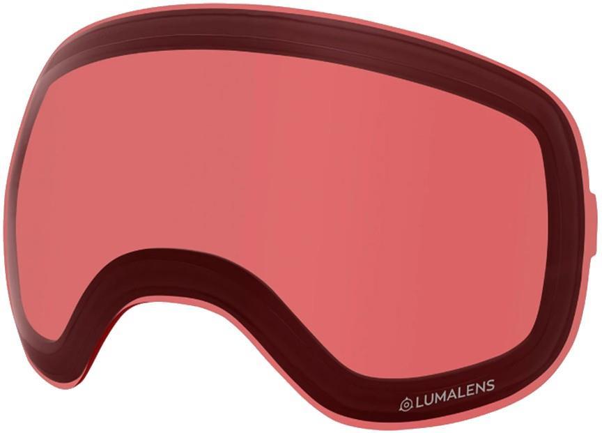 Dragon X2 Ski/Snowboard Goggle Spare Lens One Size LumaLens Rose