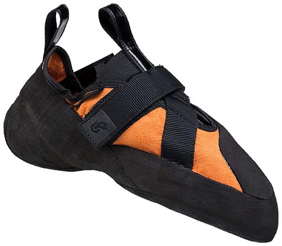Unparallel Leopard Rock Climbing Shoe, UK 7 | EU 41 Orange/Black