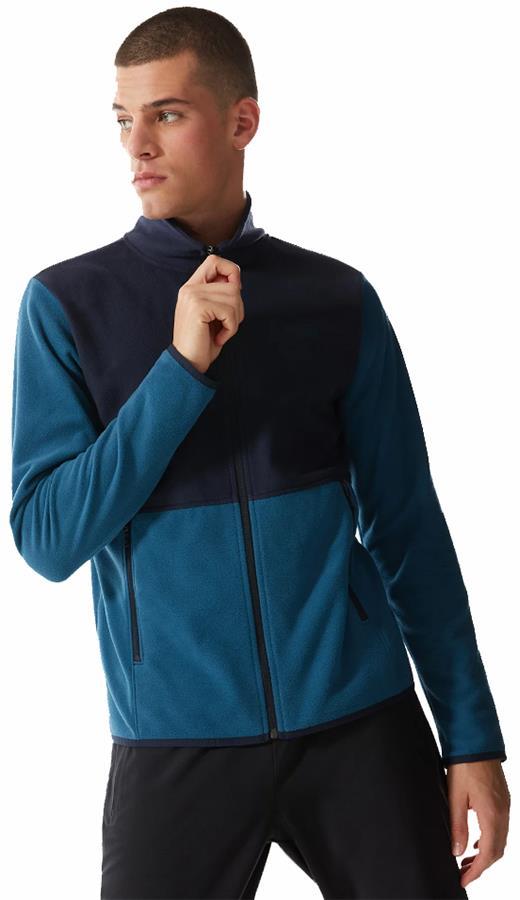 The North Face Men's TKA Glacier Full-Zip Fleece Jacket, S Monterey