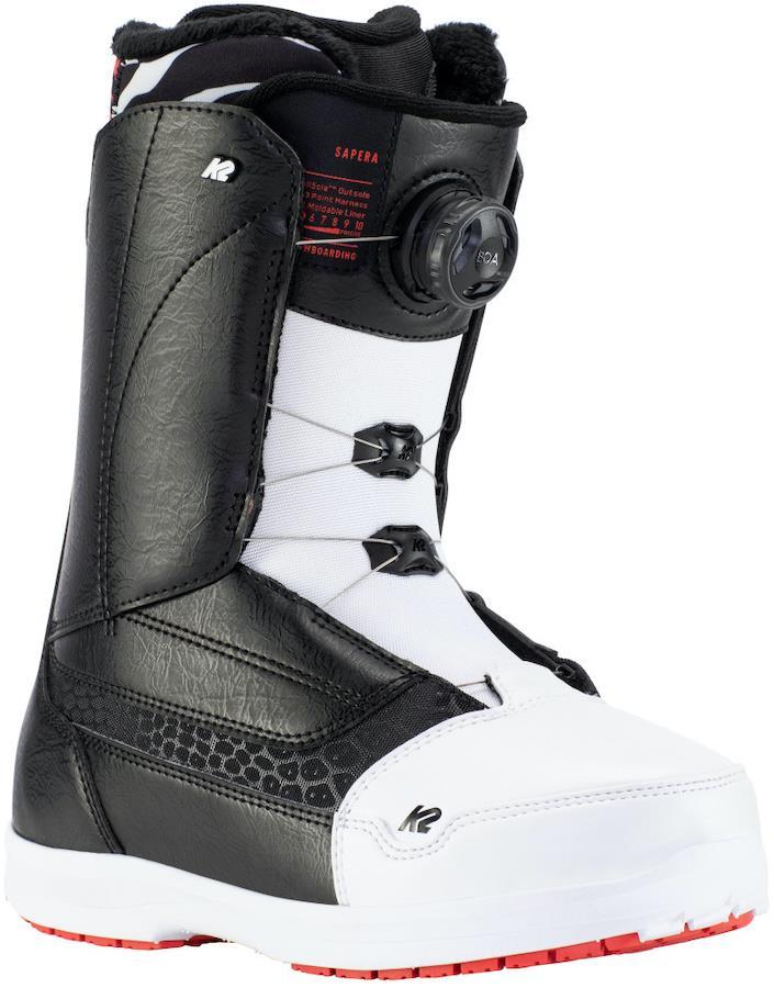 K2 Sapera BOA Women's Snowboard Boots, UK 5 Party 2021