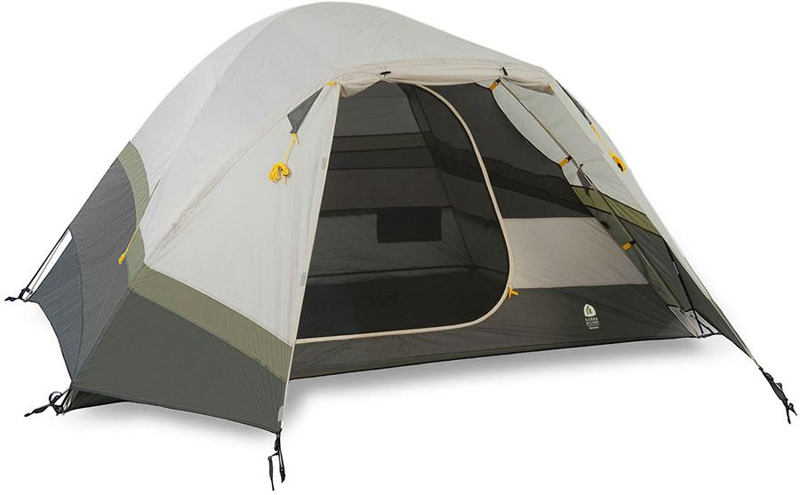 Sierra Designs Tabernash 4 Lightweight Camping Tent, 4 Man