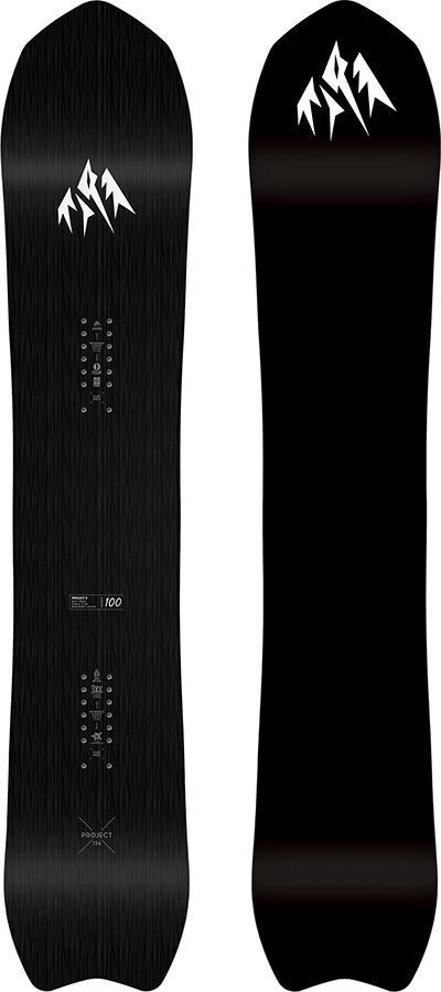 Jones Project X Hybrid Camber Snowboard, 156cm 2021