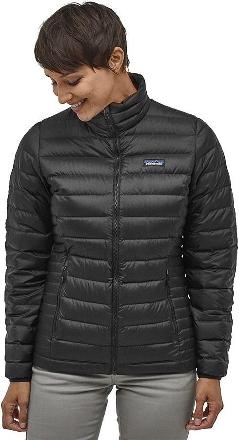 Patagonia Womens Down Sweater Women's Insulated Jacket, Uk 14 Black