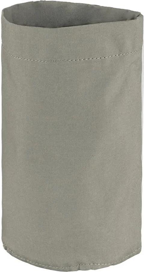 Fjallraven Kanken Bottle Pocket Backpack Flask Holder, 1L Fog