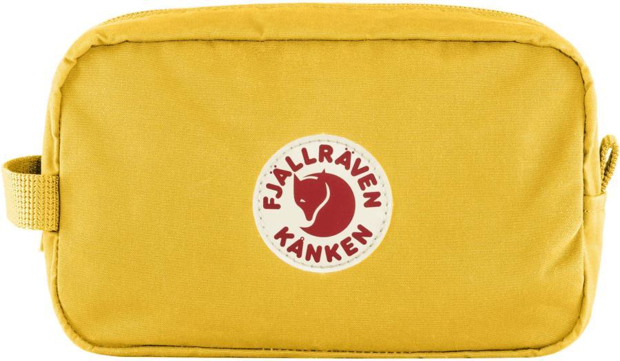Fjallraven Kanken Gear Bag Organiser Bag, 2L Warm Yellow