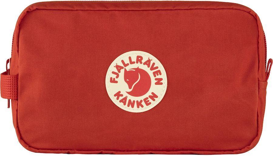 Fjallraven Kanken Gear Bag Organiser Bag, 2L True Red