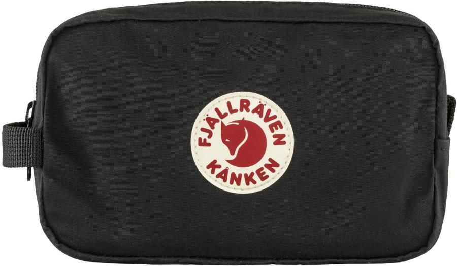 Fjallraven Kanken Gear Bag Organiser Bag, 2L Black