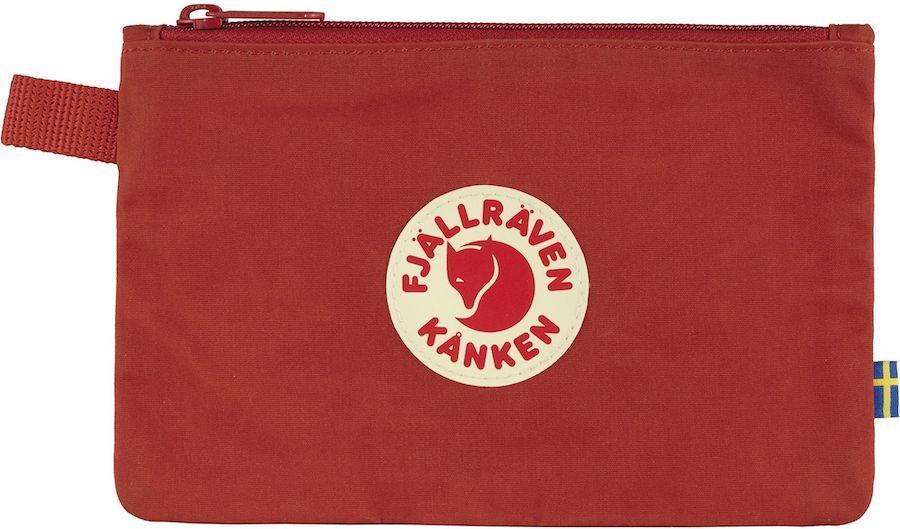 Fjallraven Kanken Gear Pocket Organiser Bag, 14 x 21 cm True Red