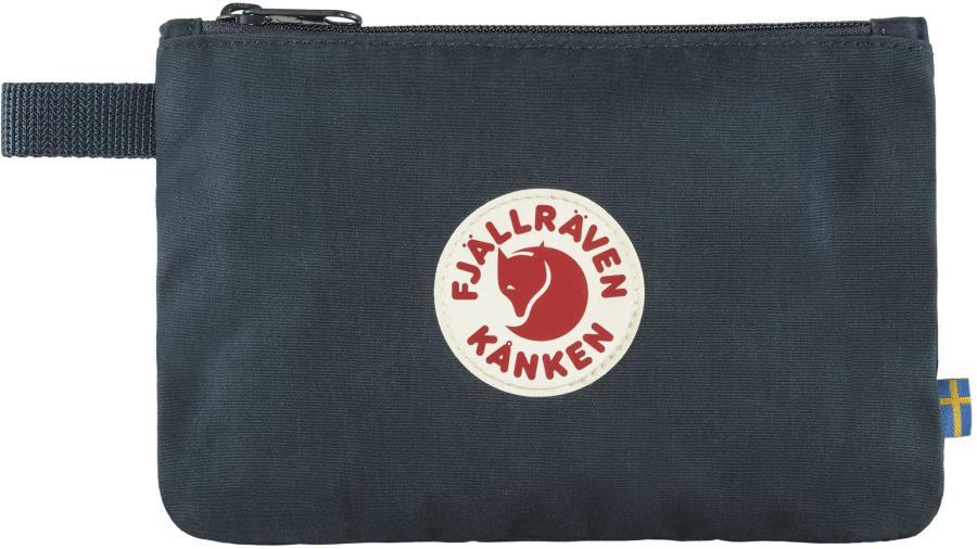 Fjallraven Kanken Gear Pocket Organiser Bag, 14 x 21 cm Navy