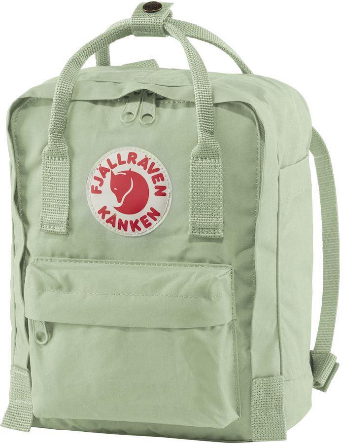 Fjallraven Kanken Mini Daypack/Backpack, 7L Mint Green