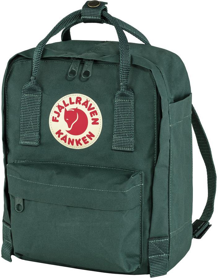 Fjallraven Kanken Mini Daypack/Backpack, 7L Arctic Green