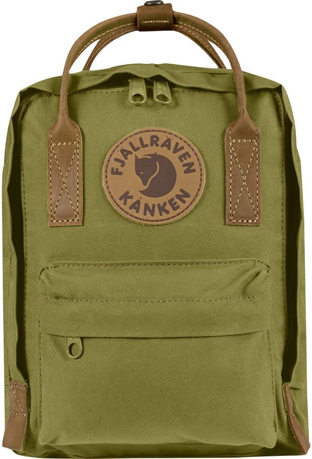 Fjallraven Kanken No.2 Mini Backpack, 7L Foilage Green