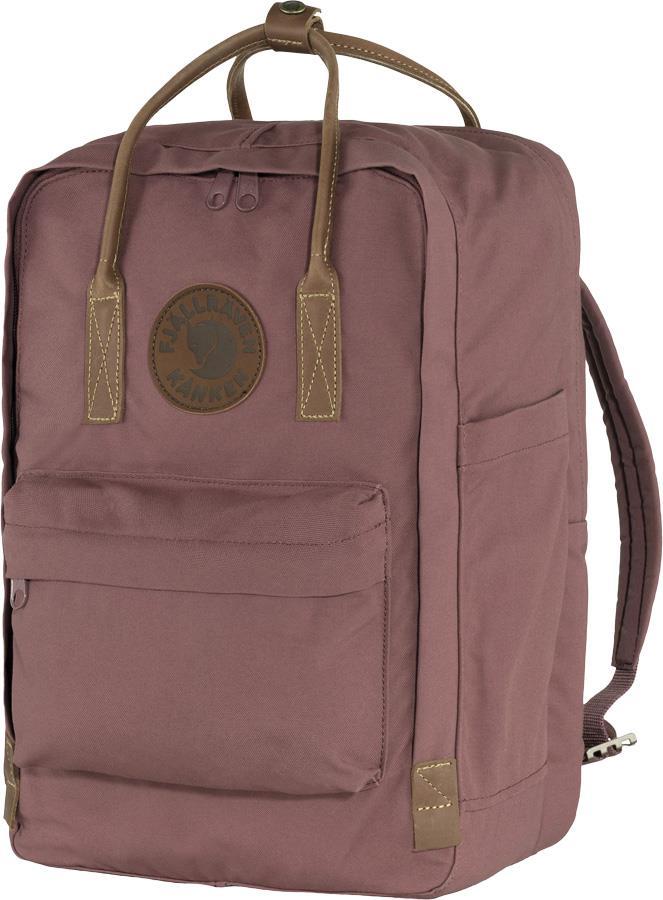 """Fjallraven Kanken No.2 Laptop 15"""" Day Pack/Backpack 18L Mesa Purple"""