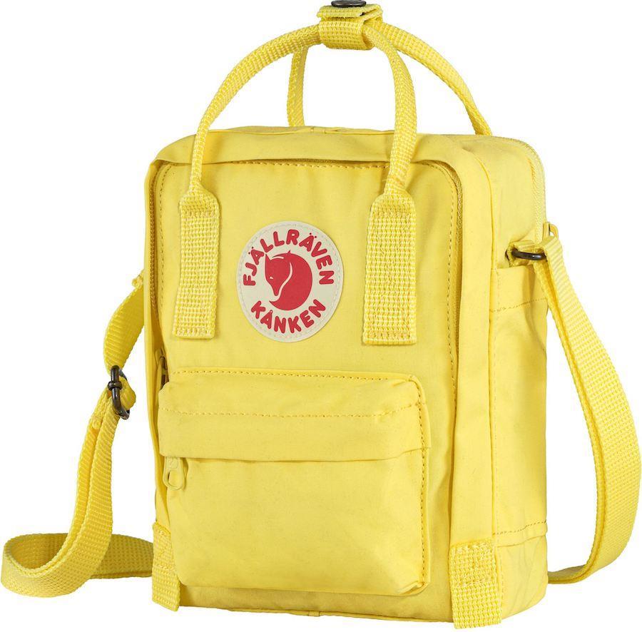Fjallraven Kanken Sling Shoulder Bag, 2.5L Corn