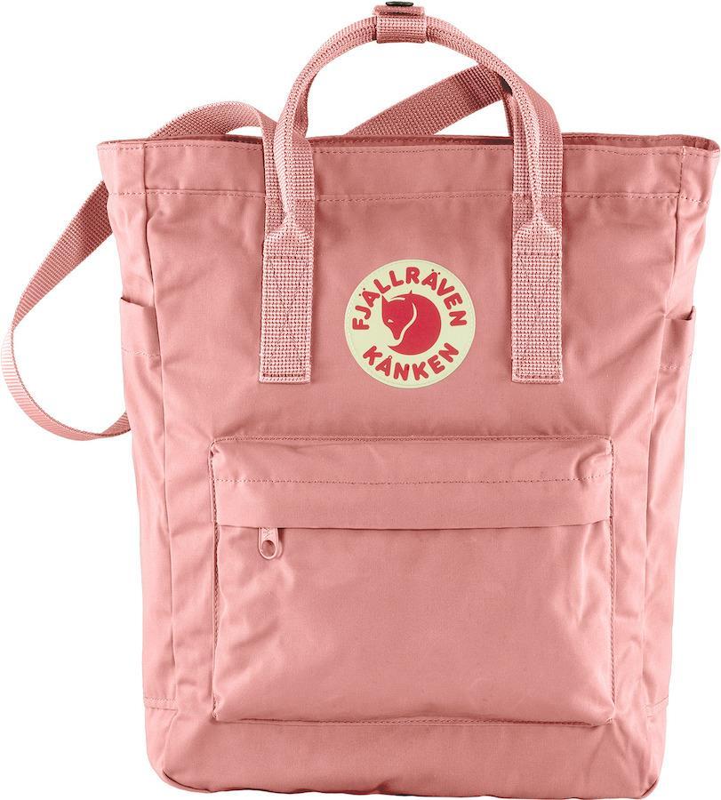 Fjallraven Kanken Totepack Shoulder Bag/Backpack, 14L Pink