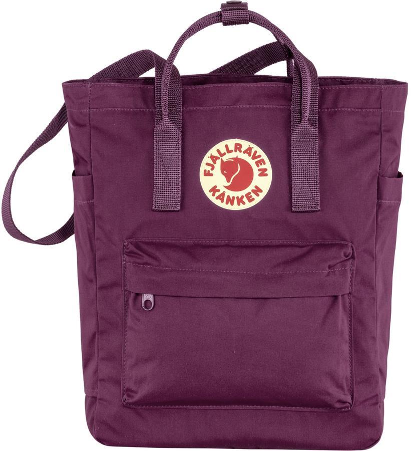 Fjallraven Kanken Totepack Shoulder Bag/Backpack, 14L Royal Purple