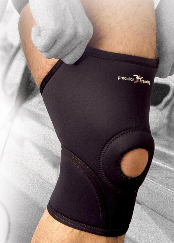 Precision Neoprene Knee-Free Support XL Black