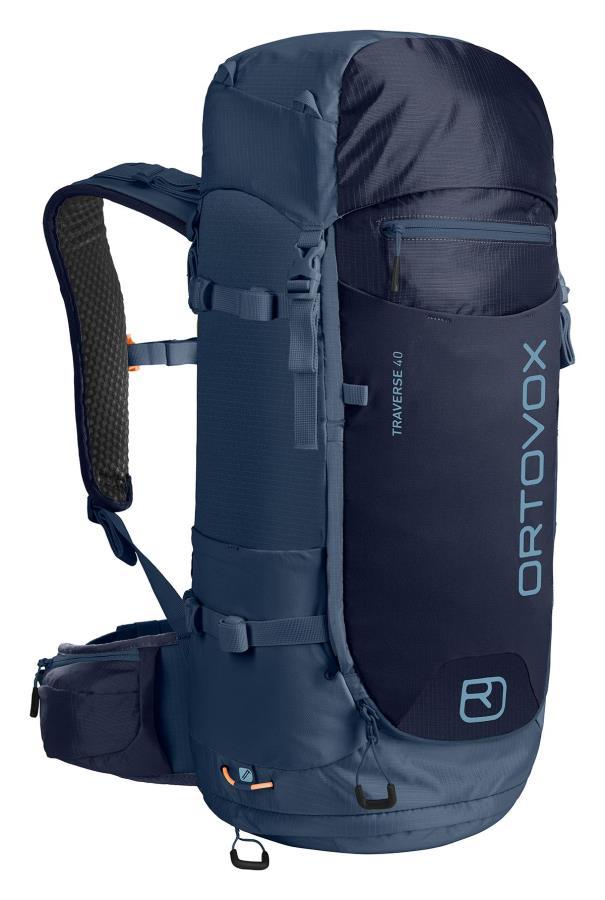 Ortovox Traverse 40 Mountain Backpack/Rucksack 40L Blue Lake