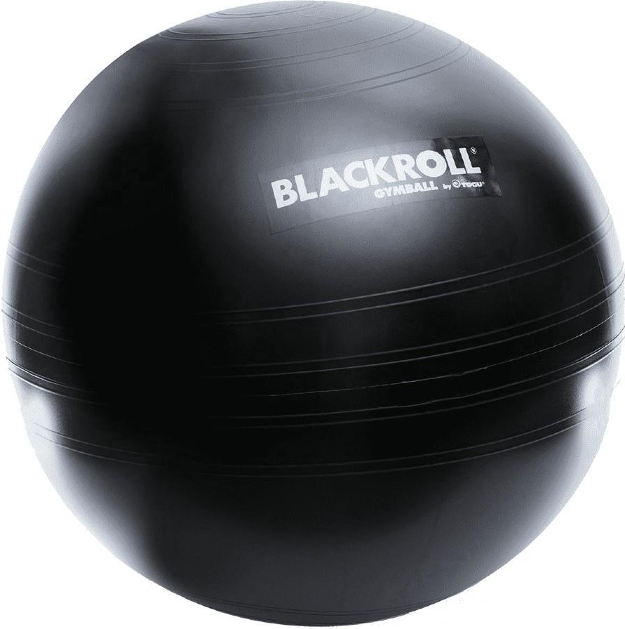 Blackroll Gymball 65 Exercise Ball, Black
