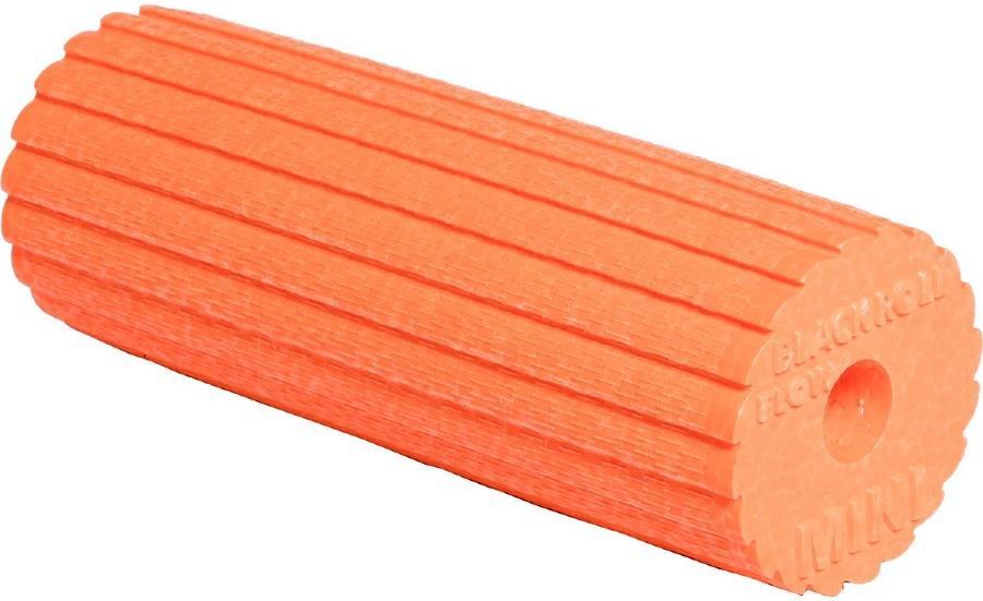 Blackroll Mini Flow Massage Roller, Orange