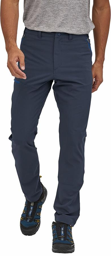 """Patagonia Altvia Climbing Trousers, 32"""" New Navy"""