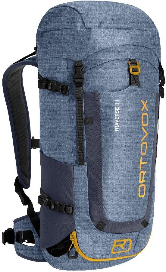 Ortovox Traverse 30 Mountain Backpack/Rucksack 30L Night Blue Blend