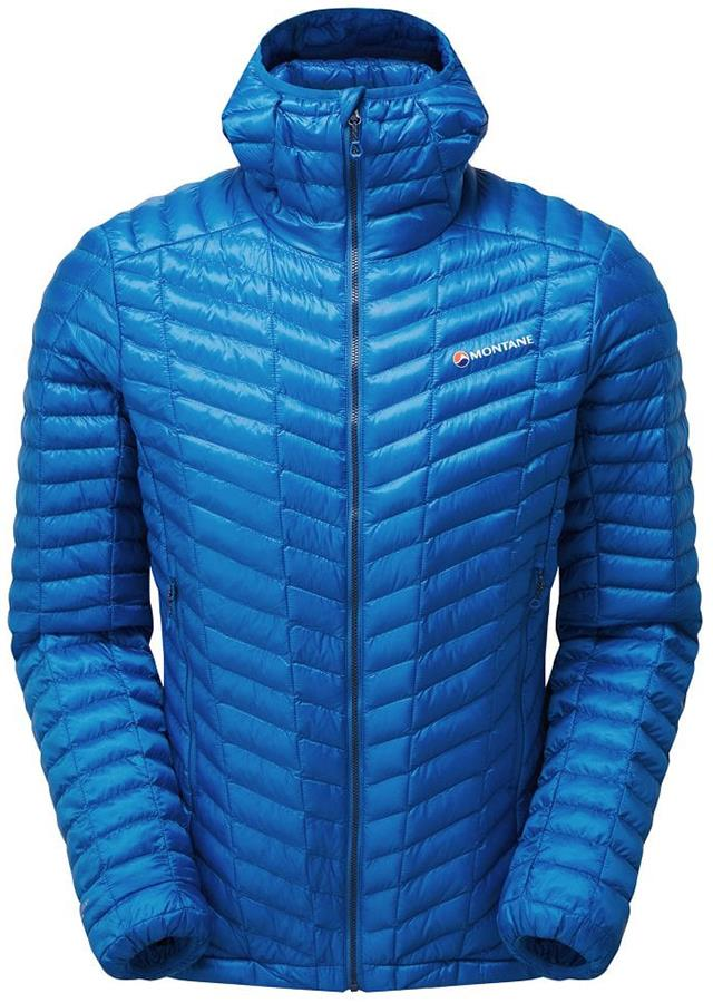 Montane Icarus Lite Insulated Hiking Jacket, S Electric Blue
