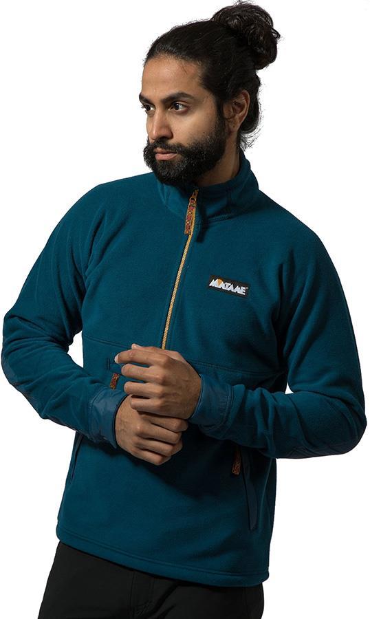 Montane Roco Climbing/Hiking Smock Fleece, XL Narwhal Blue