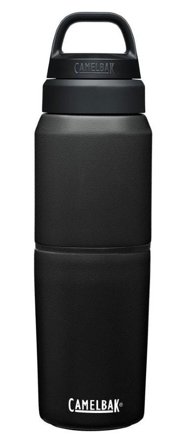 Camelbak MultiBev Vacuum All-in-One Insulated Flask 0.5L Black/Black