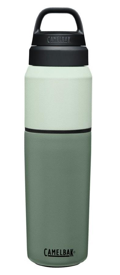 Camelbak MultiBev Vacuum All-in-One Insulated Flask 0.65L Moss/Mint