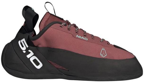 Adidas Five Ten Niad Lace Rock Climbing Shoe, UK 6.5 | EU 40 Red