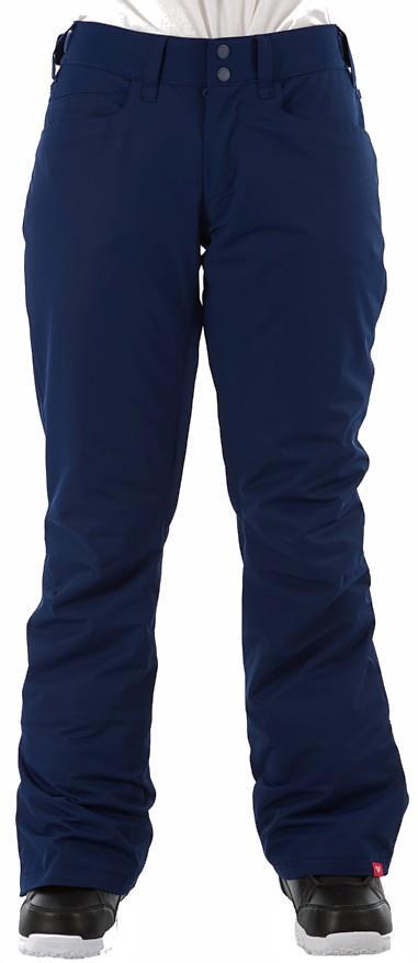 Roxy Backyard Women's Ski/Snowboard Pants, S Medieval Blue