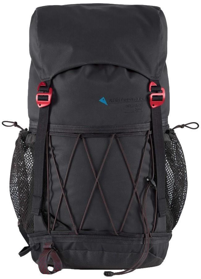 Klattermusen Delling 20 Compact Hiking Backpack, 20L Raven