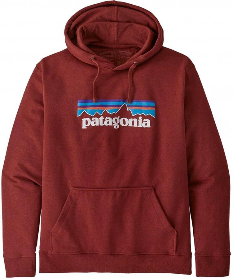 Patagonia P-6 Logo Uprisal Hoody, S Barn Red