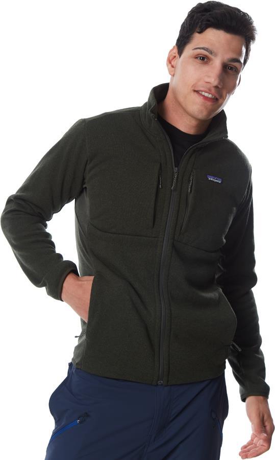 Patagonia Lightweight Better Sweater Fleece Jacket M Kelp Forest