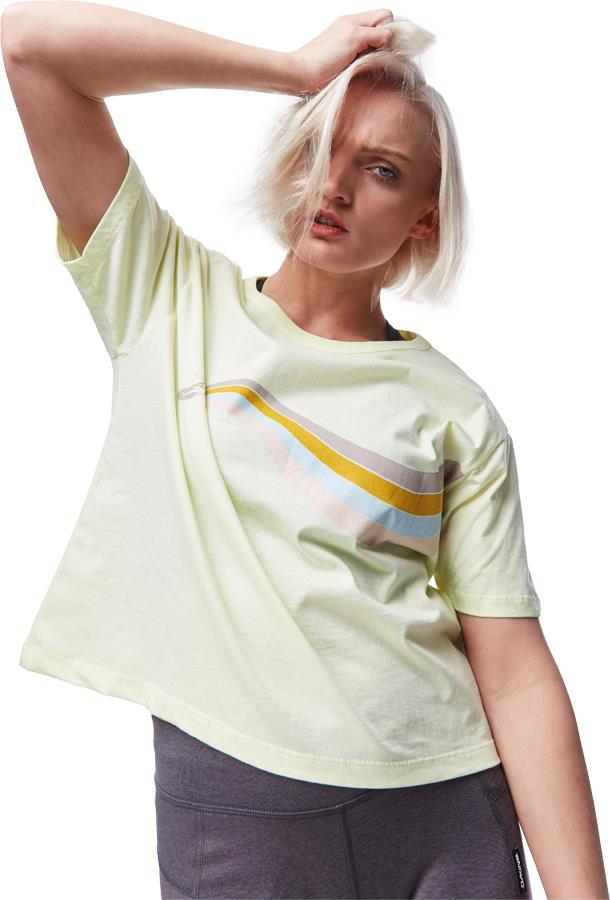 Patagonia Psychedelic Slider Organic Women's Crew T-Shirt, UK8 Isla