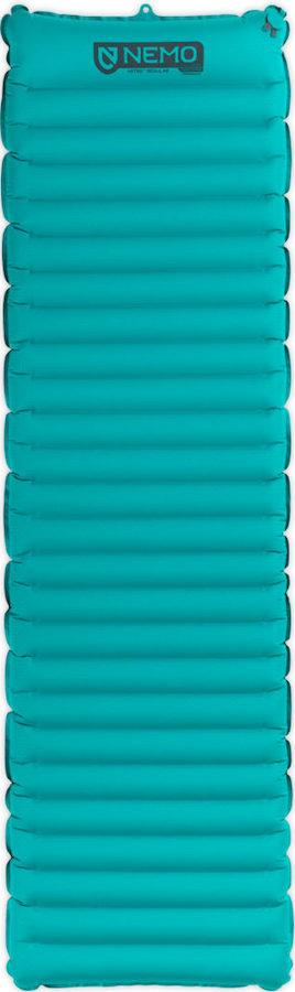Nemo Astro Insulated Lightweight Sleeping Mat, Regular Dark Verglas
