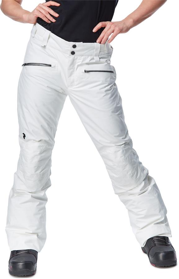 Peak Performance Peakville GTX Womens Snowboard/Ski Pants M Off White