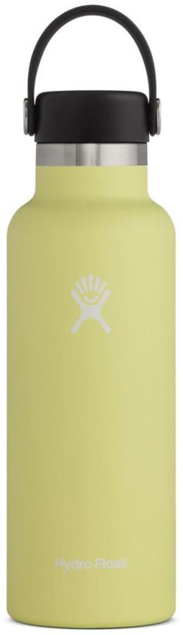 Hydro Flask 18oz Standard Mouth With Flex Cap Water Bottle Pineapple