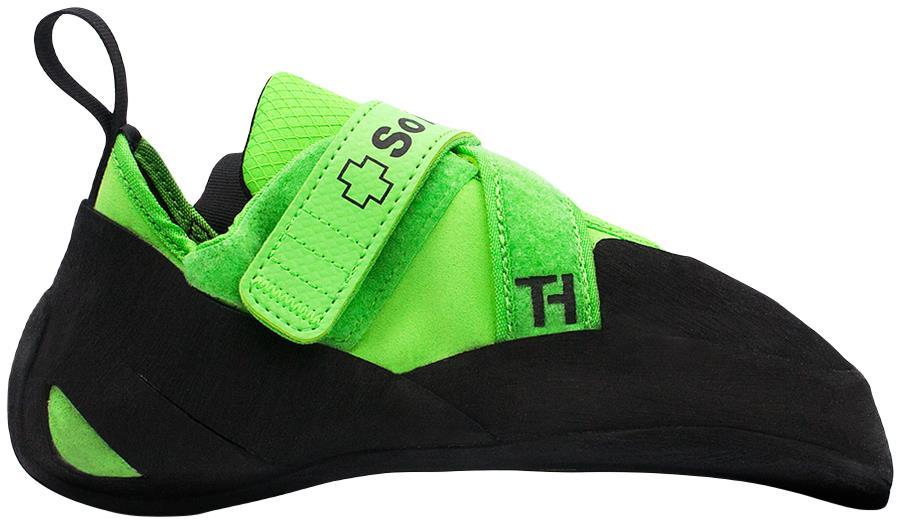 So iLL Free Range Unisex Rock Climbing Shoe UK 6 | EU 39.5 Black