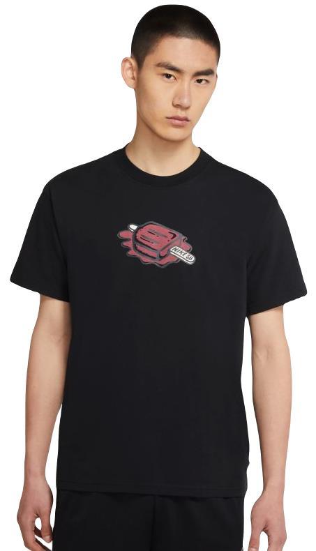 Nike SB Popsicle Short Sleeved T-Shirt, M Black