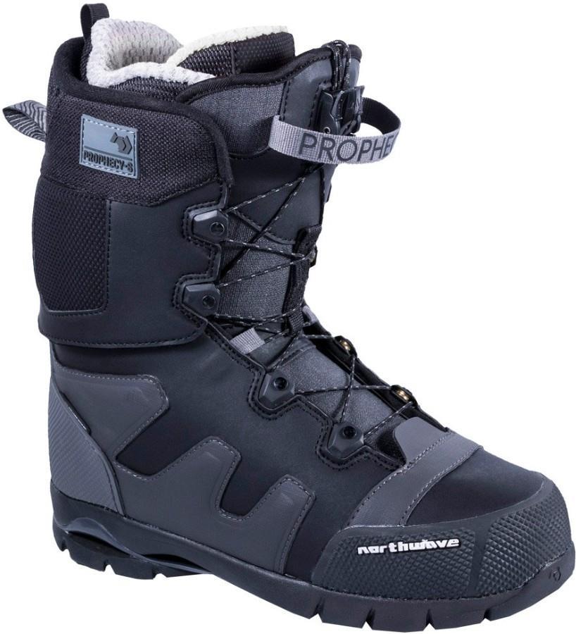 Northwave Prophecy SL Snowboard Boots, UK 9.5 Black 2019