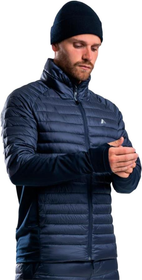 Orage Morrison Insulated/Puffer Jacket, M Pure Navy
