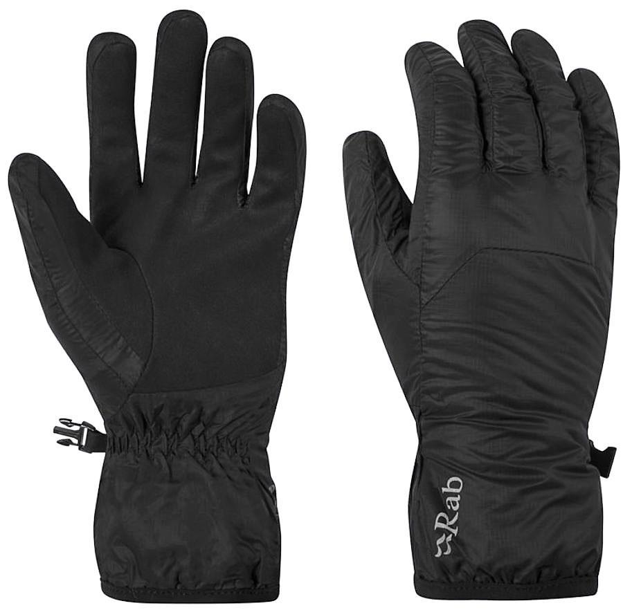 Rab Xenon Insulated Ski/Snowboard Gloves, S Black