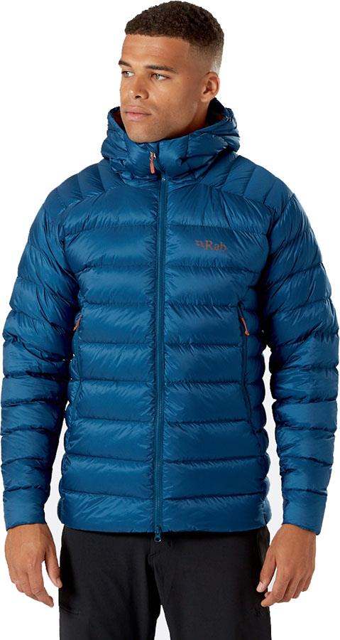 Rab Electron Pro Insulated Hooded Down Jacket, S Ink